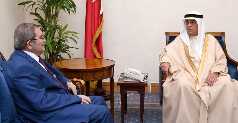 سمو نائب رئيس الوزراء يستقبل سفير جمهورية روسيا الاتحادية