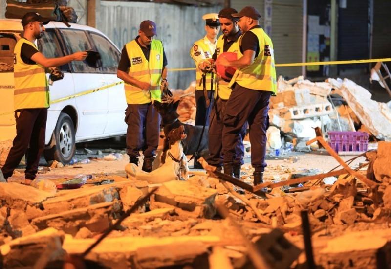 وزارة الصحة: تقديم العلاج اللازم لجميع مصابي حادث انهيار المبنى القديم بالمنامة