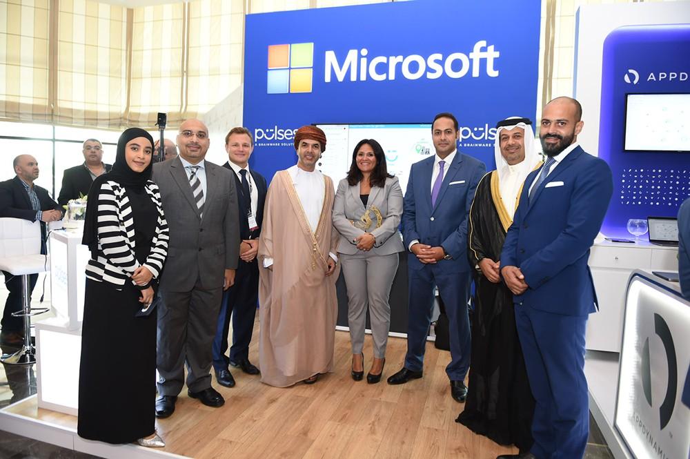 مايكروسوفت تبرز قوة الذكاء الاصطناعي في منتدى البحرين الدولي للحكومة الإلكترونية 2018