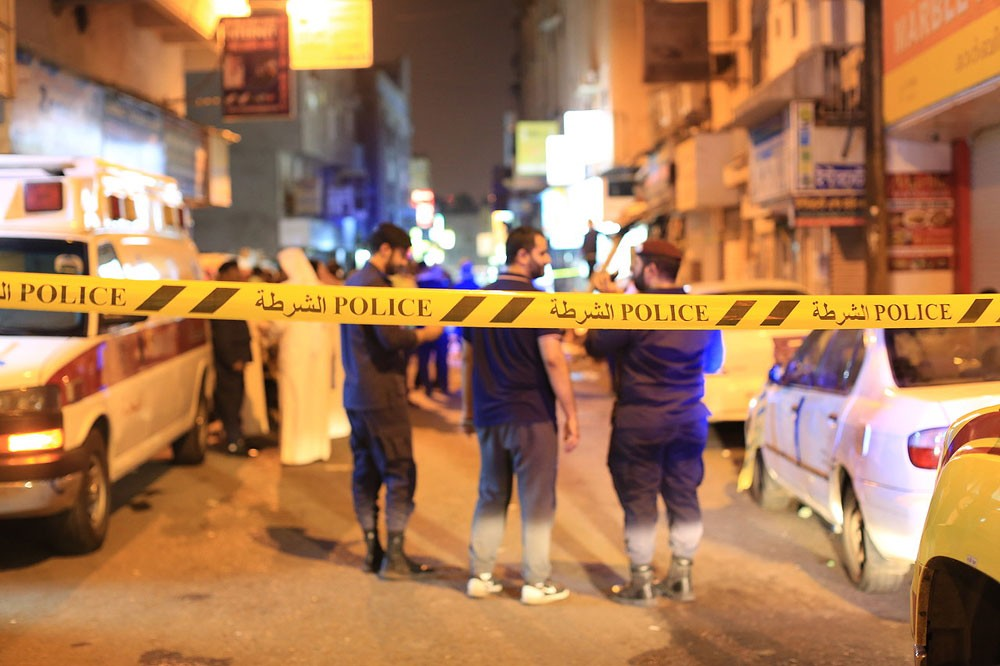 """نيابة العاصمة توقف مالك """"مبنى المنامة"""" على ذمة التحقيق"""