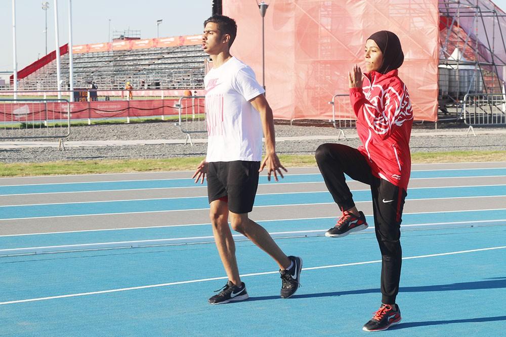 بدر ناصر: الهدف كان منح نجوم المستقبل فرصة الإحتكاك وإكتساب الخبرة