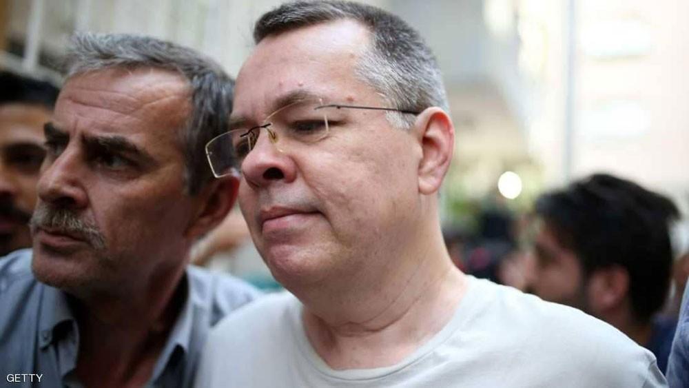 القضاء التركي يطلق سراح القس الأميركي