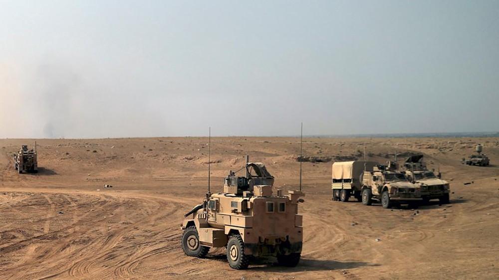 """هجمات مضادة لداعش بدير الزور ضد """"سوريا الديمقراطية"""""""