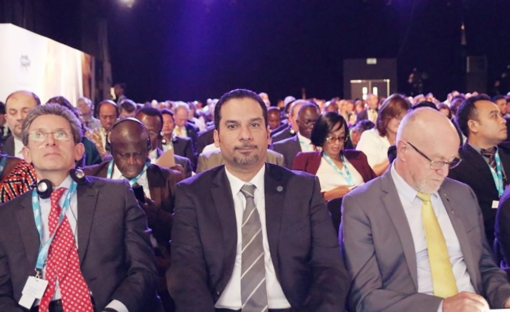البحرين تشارك في المؤتمر الدولي لمكافحة التجارة غير القانونية