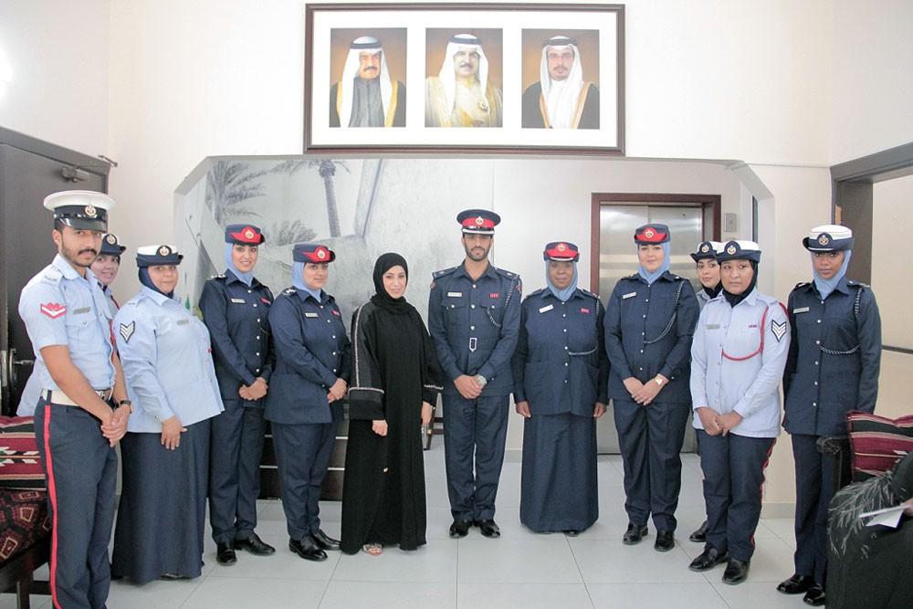 مكتب مساعد رئيس الأمن العام لشئون المجتمع ينظم زيارة إلى دار يوكو لرعاية الوالدين