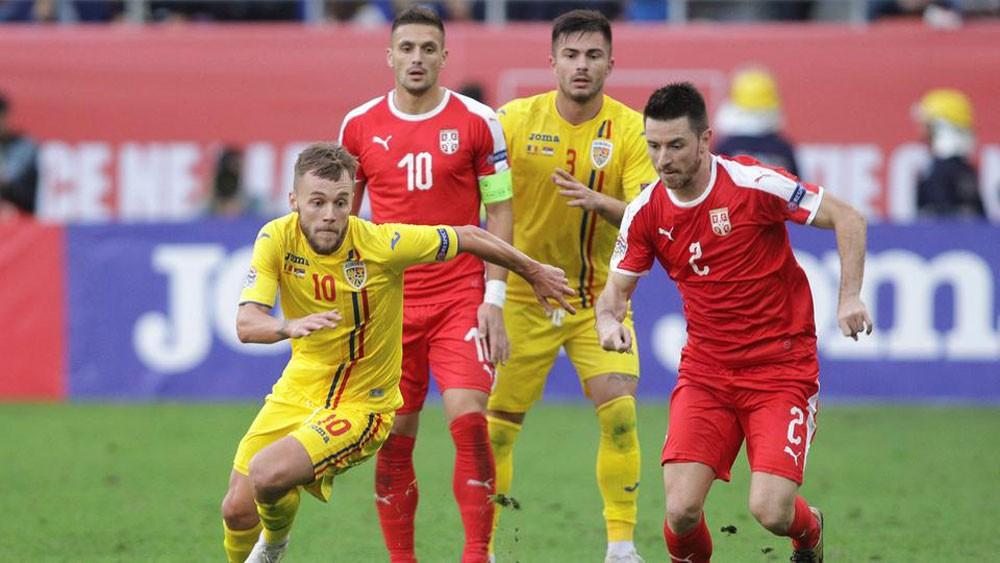 صربيا ورومانيا تتعادلان سلبياً في دوري الأمم الأوروبية