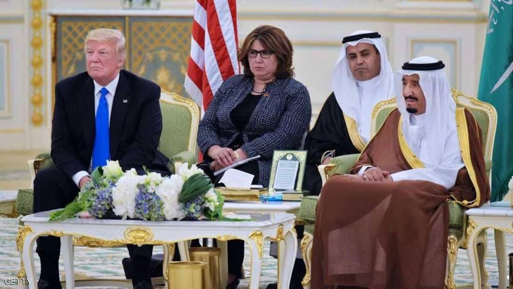 الملك سلمان يتلقى اتصالا هاتفيا من ترامب