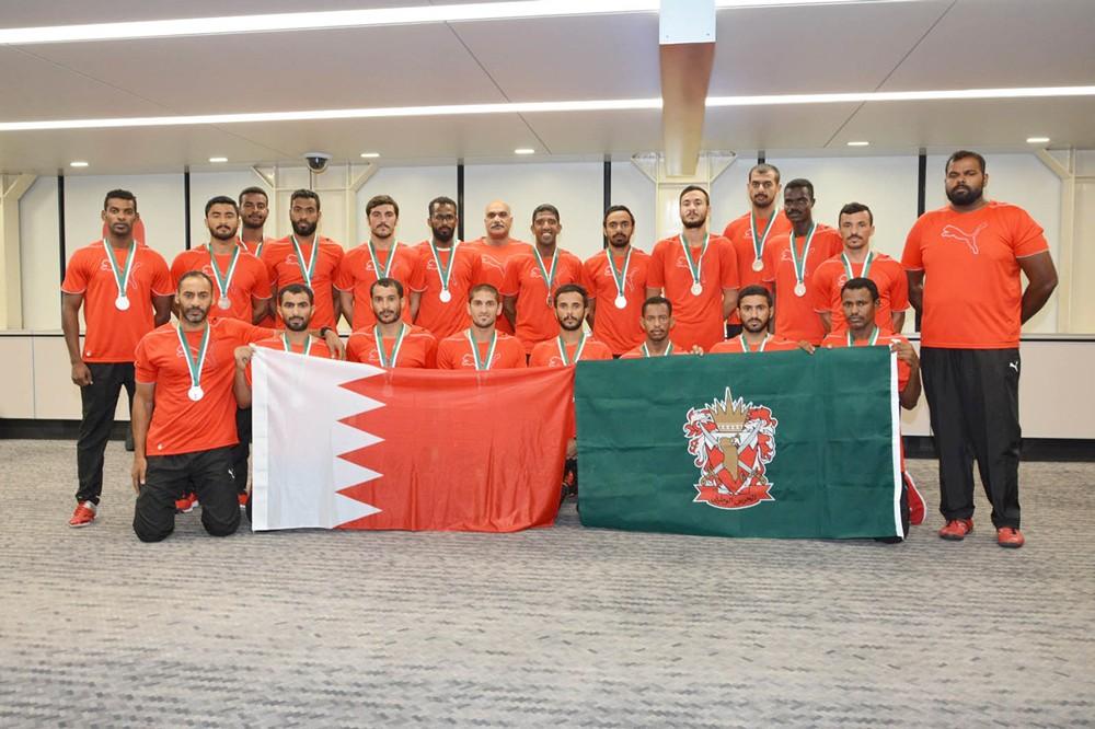 فريق الحرس الرياضي يحصد المركزين الثاني والثالث ببطولة باكستان العسكرية