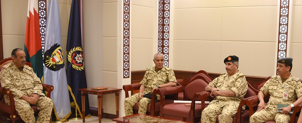 القائد العام: قوة دفاع البحرين مستمرة في تنفيذ التوجيهات السديدة لجلالة الملك المفدى