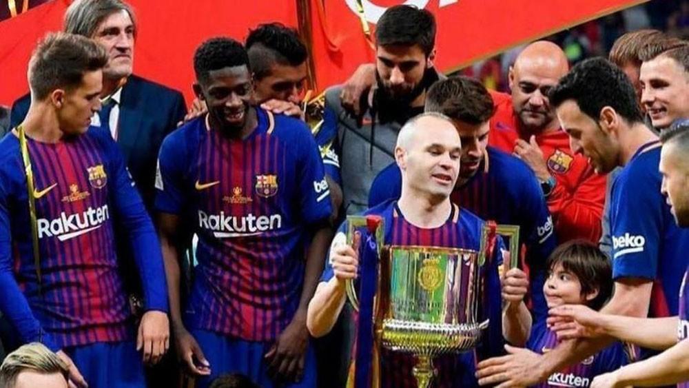 مواجهات سهلة لبرشلونة وريال مدريد في كأس ملك إسبانيا