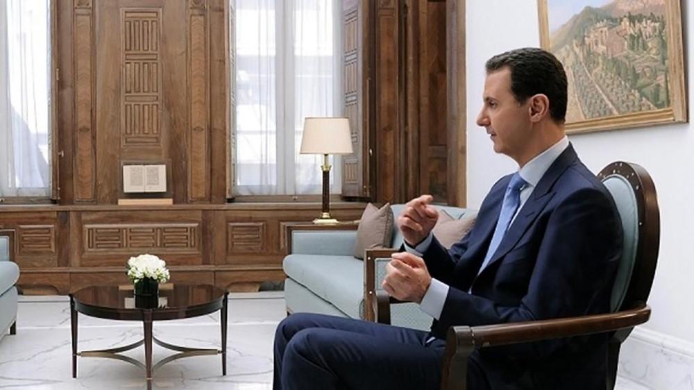 الأسد التقى مسؤولين روساً لبحث الوضع في سوريا
