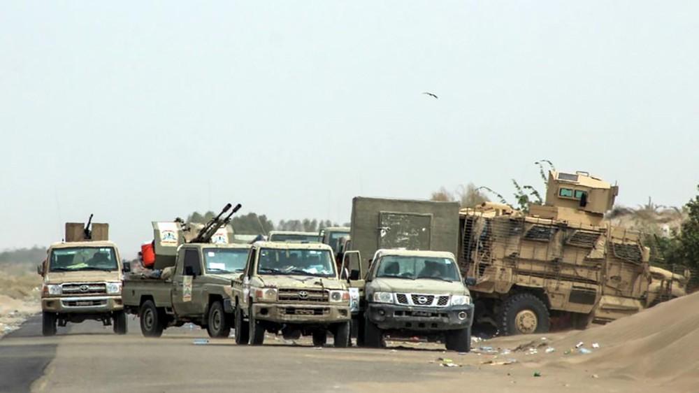 مقتل 45 من ميليشيا الحوثي في غارتين للتحالف بالحديدة