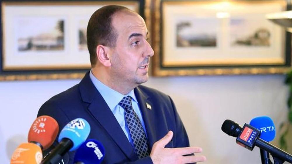 """""""التفاوض"""" السورية تطالب بموقف لدفع العملية السياسية"""