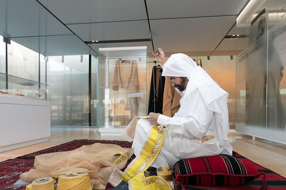 الثقافة والسياحة – أبوظبي تنظم برامج ثقافية في قصر المويجعي