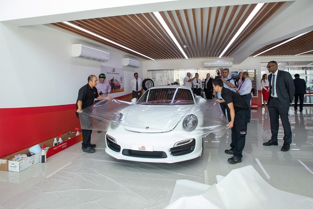تدشين أكبر منشأة لعلامة لومار في البحرين