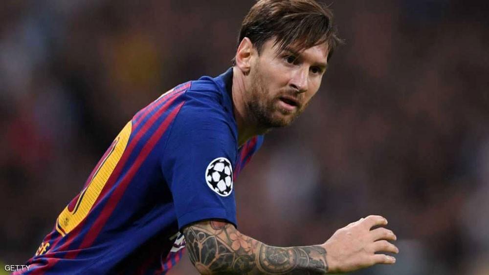 برشلونة يطمئن مشجعيه بعد إصابة ميسي: لا داعي للذعر