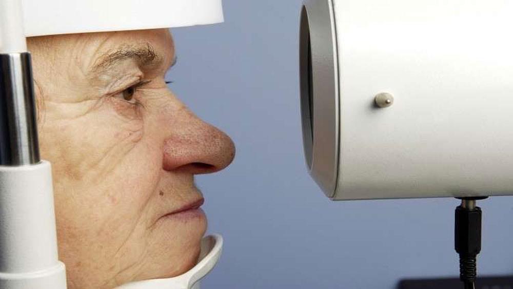طريقة لتجنب فقدان الرؤية مع تقدم العمر