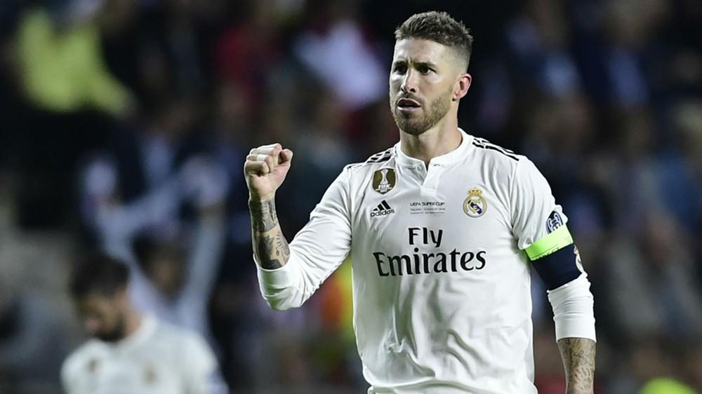 بعد فيديو الضرب.. راموس يوجه رسالة لزميله في ريال مدريد