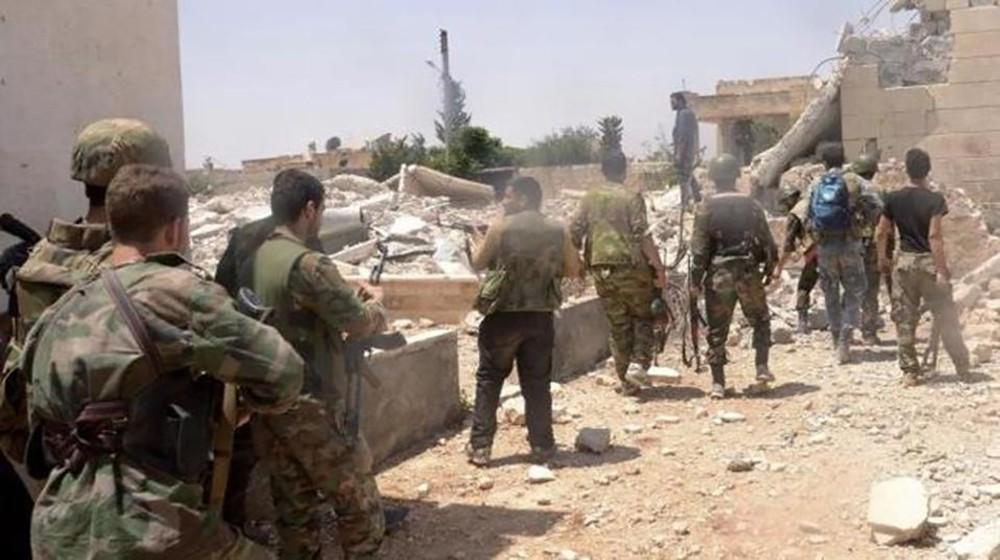 إيران تعزز حضورها عسكريا ومذهبيا غرب نهر الفرات بسوريا