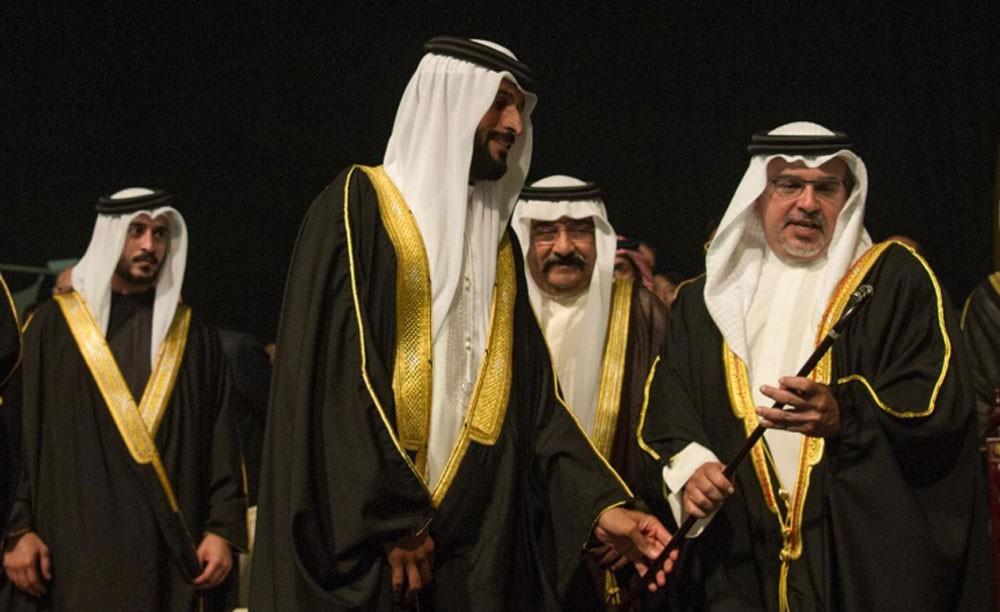 ناصر بن حمد: جلالة الملك يؤكد مضي البحرين لتمكين الشباب