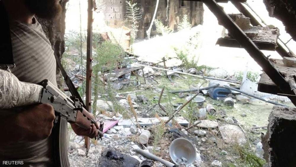 صفقة قطرية إرهابية جديدة في سوريا