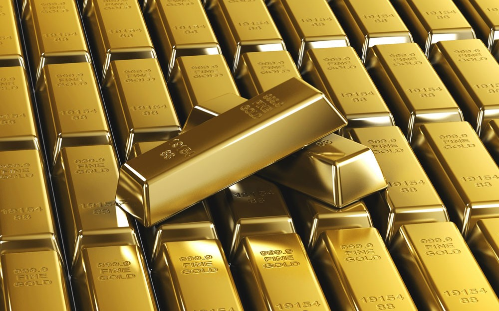 أسعار الذهب تتراجع  مع جني الأرباح