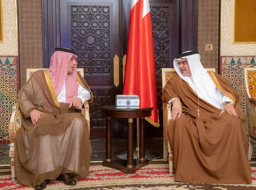 سمو ولي العهد: حرص مشاركة السعودية في (حوار المنامة) ساهم بنجاحه الكبير