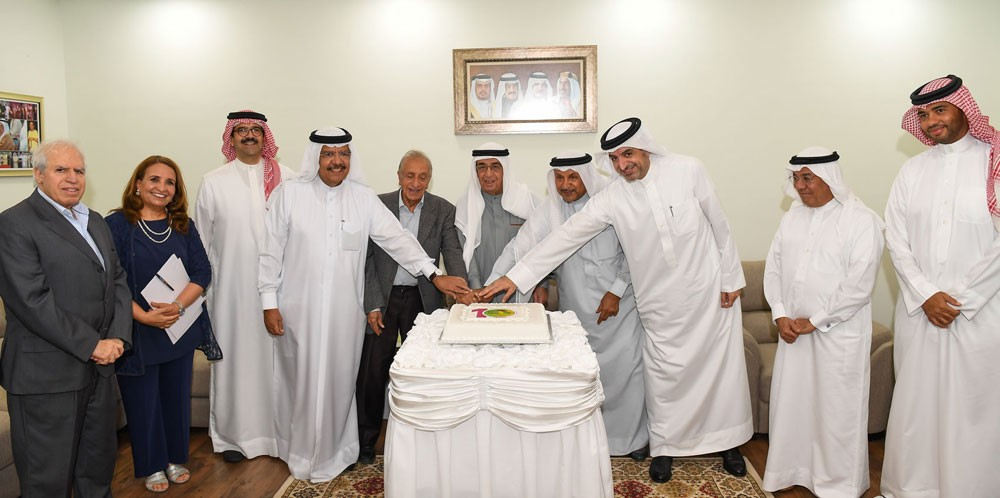 سمو الشيخ محمد بن مبارك يرعى الحفل الختامي لبطولة التنس الدولية للناشئين