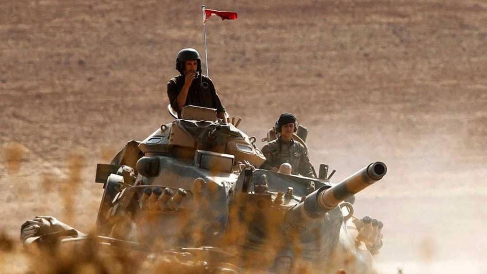 بعد تهديدات أردوغان ضد أكراد سوريا.. تركيا تعطي أوامر التحرك