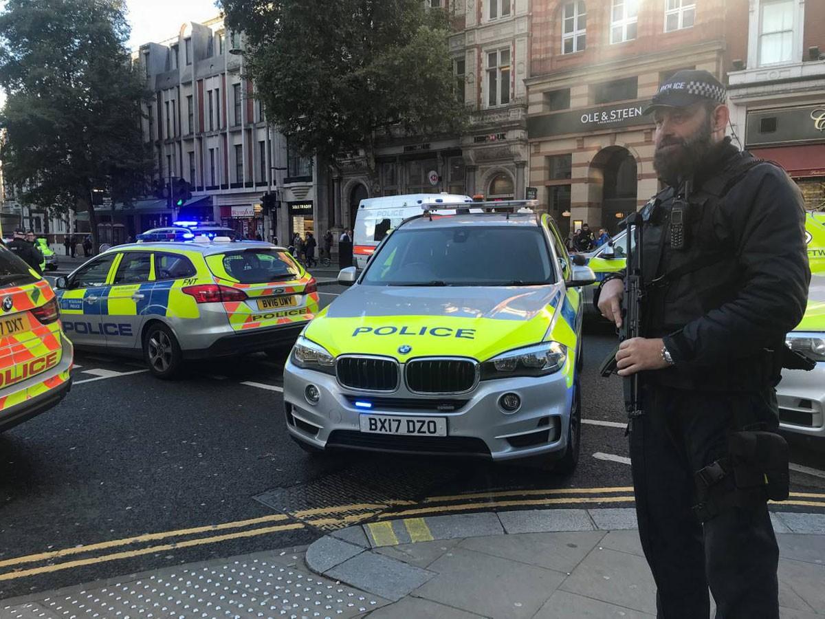 """لندن.. جرح شخصين طعناً قرب شركة """"سوني ميوزيك"""""""