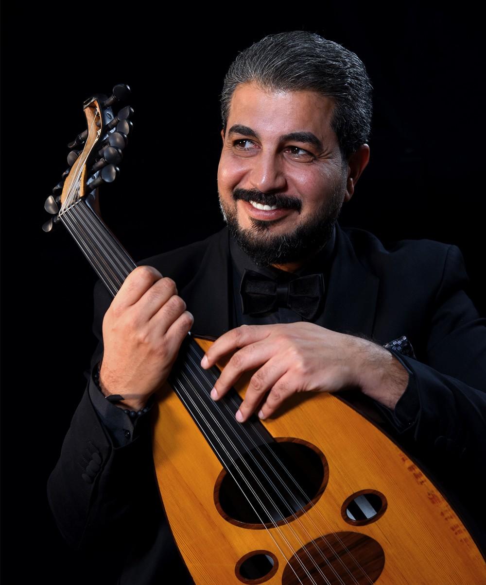حفل موسيقي للموسيقار العراقي مصطفى زاير