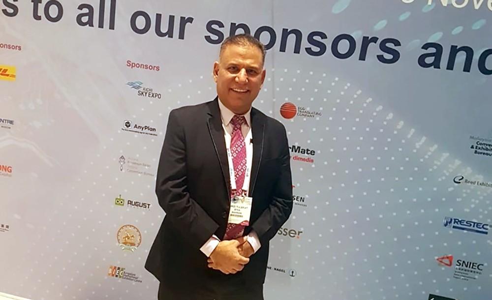 """هيئة البحرين للسياحة والمعارض تُشارك في النسخة 85 لمؤتمر """"UFI العالمي"""""""