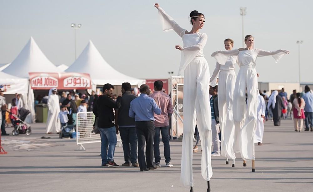 معرض البحرين الدولي للطيران يستضيف 10000 طالب من مختلف مدارس البحرين