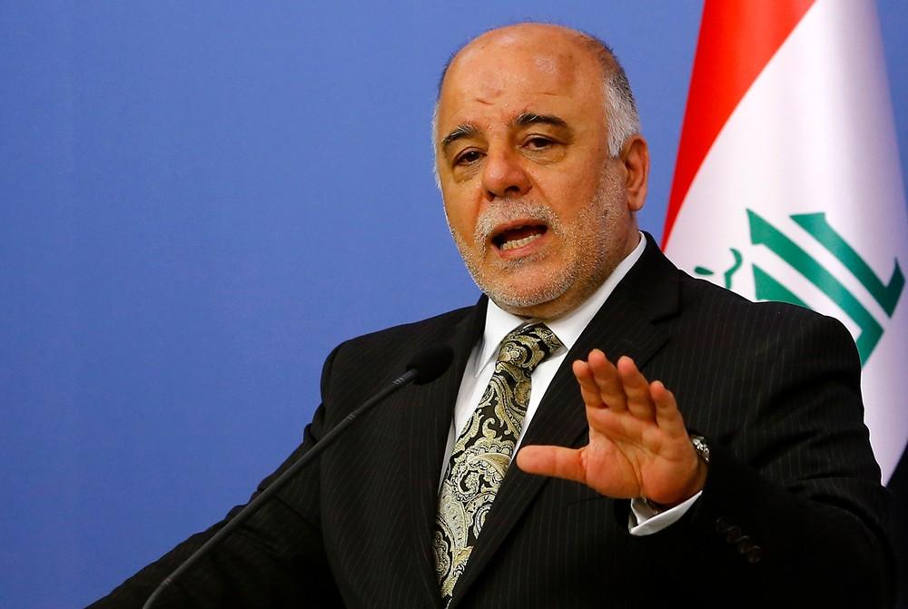 رئيس وزراء العراق يحيل العبادي وحكومته للتقاعد