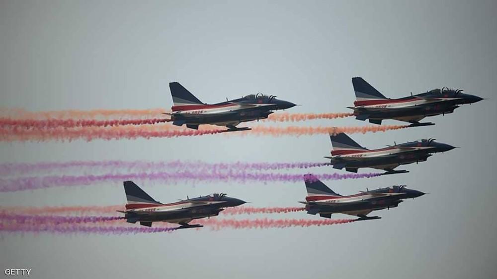 """""""الحرب التجارية"""" تخيم على معرض الصين للطيران"""