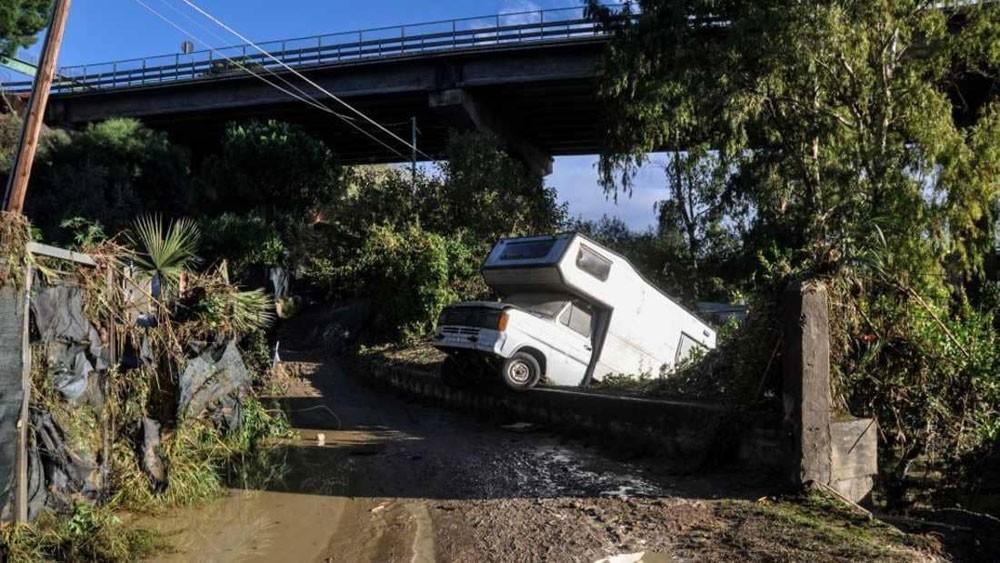 عواصف إيطاليا تخلف مزيدا من القتلى.. وعمليات بحث عن مفقودين