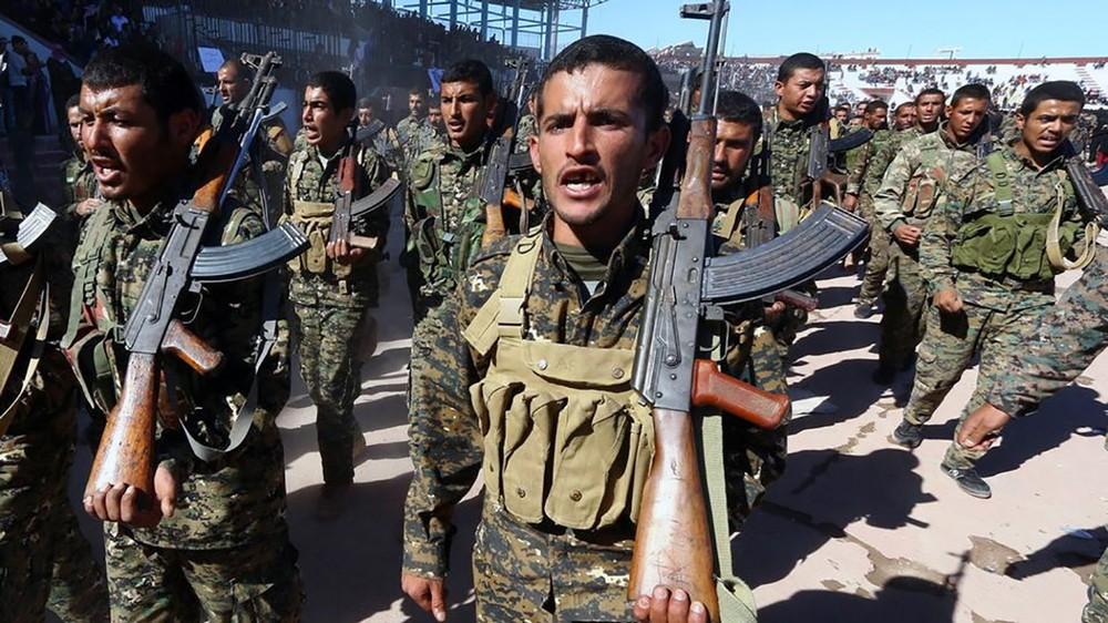 """داعش يستهدف """"وحدات الحماية"""" بسيارة ملغومة في الرقة"""