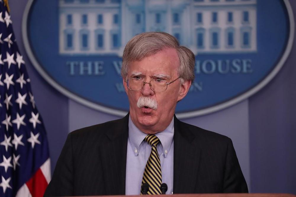 بولتون: أميركا ستفرض المزيد من العقوبات على إيران