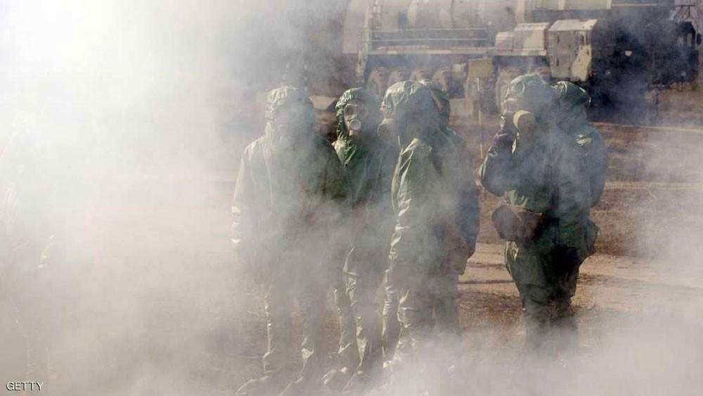 أميركا تهدد روسيا بالعقوبات بشأن الأسلحة الكيماوية