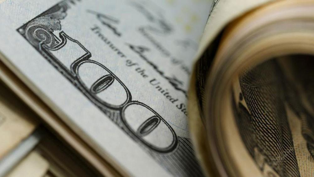 ترقب نتائج انتخابات منتصف الولاية تهبط بالدولار