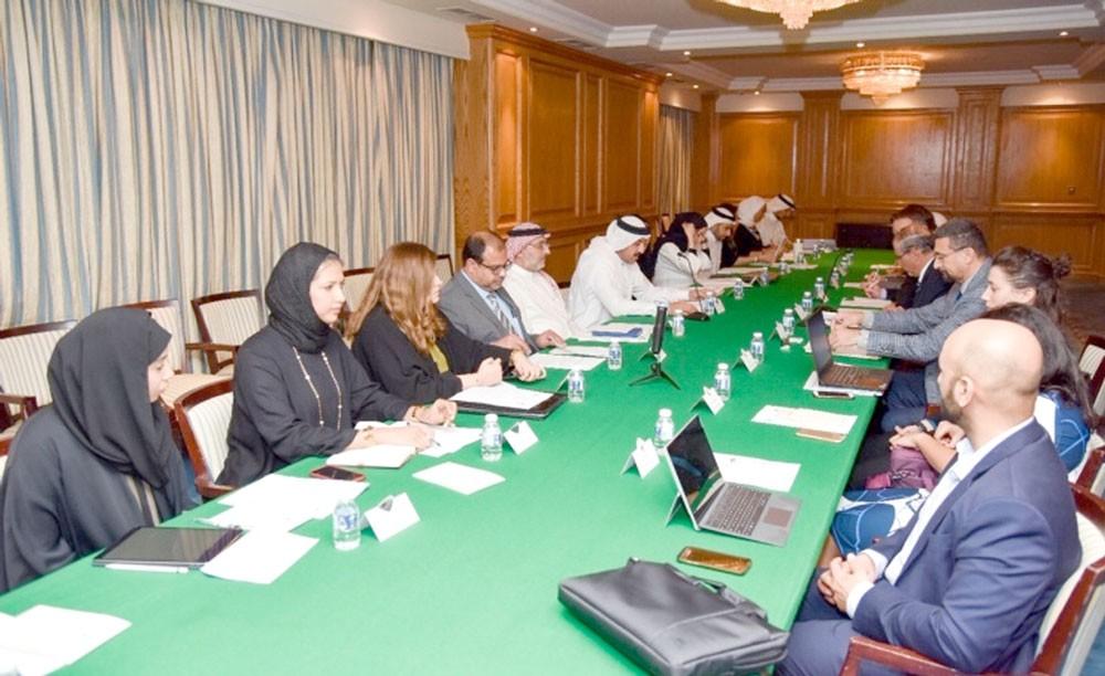 لجنة التنسيق والمتابعة بين  البحرين ووكالات منظمة الأمم المتحدة تعقد اجتماعها الثاني