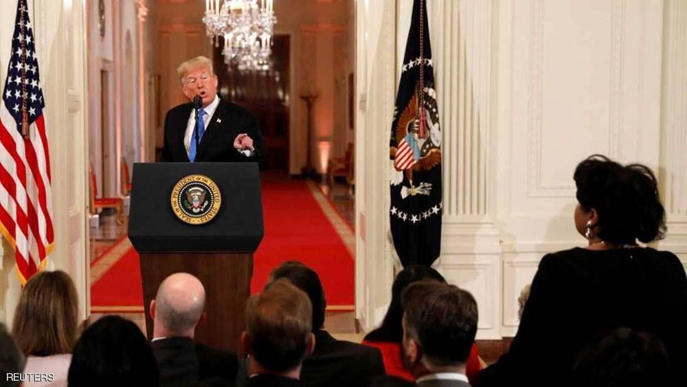 ترامب يحمل الإعلام وجمهوريين خسائر انتخابات مجلس النواب