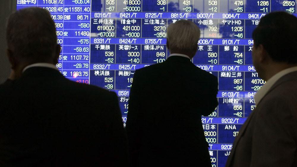 ارتفاع الأسهم اليابانية في بداية تداولاتها