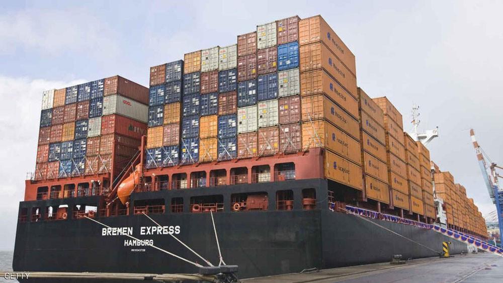 انكماش الفائض التجاري الألماني تأثرا بالتوترات التجارية