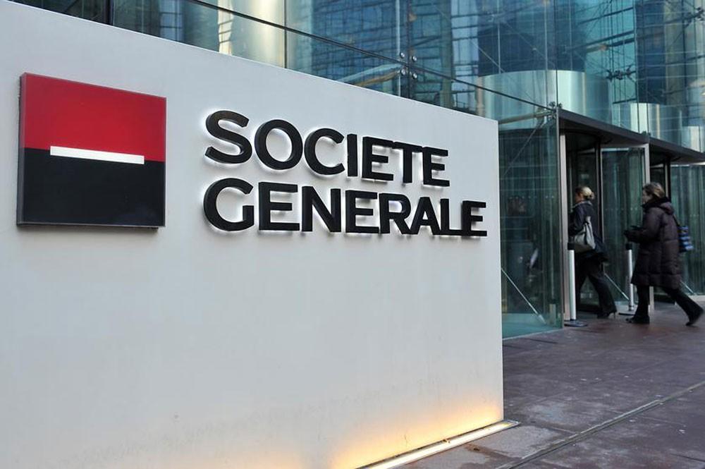 ارتفاع أرباح societe generale الفرنسي الفصلية بـ32%