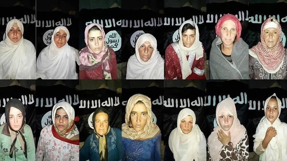 السويداء.. المختطفات وأطفالهن بعد ساعتين في بيوتهم