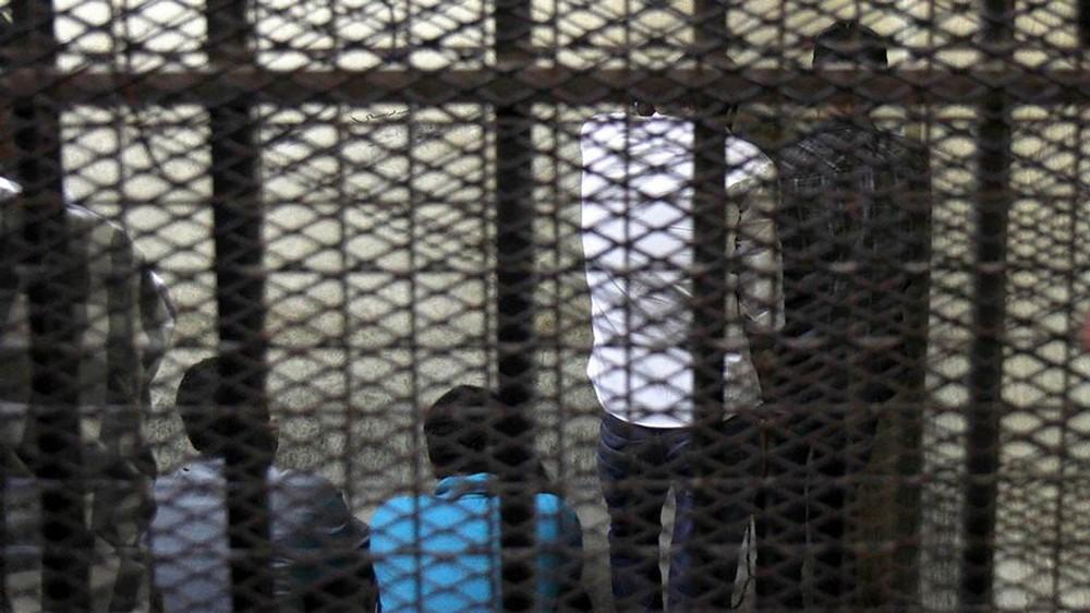 المؤبد والمشدد لـ66 داعشياً اتهموا بتنفيذ اغتيالات بمصر