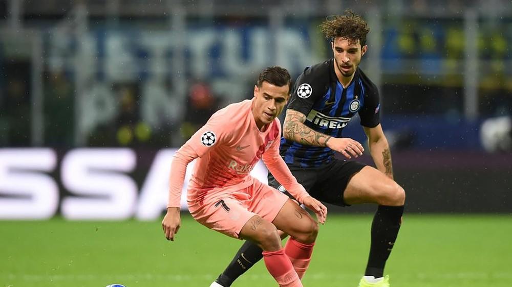برشلونة يتلقى ضربة موجعة بعد إصابة كوتينيو
