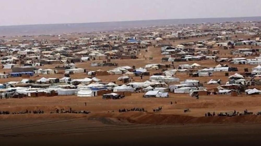 مباحثات أردنيّة أميركية روسيّة حول 50 ألف نازح سوري
