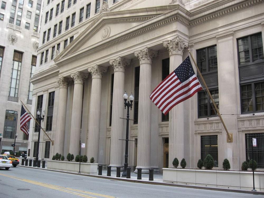 الاحتياطي الفدرالي الامريكي يبقي على استقرار أسعار الفائدة
